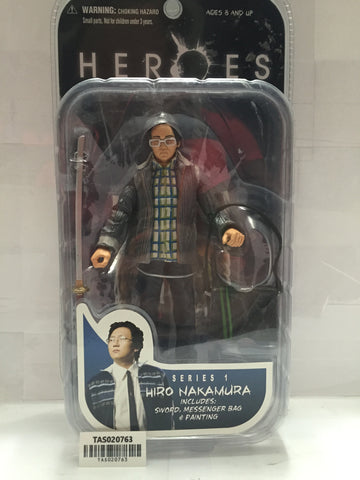 (TAS020763) - Mezco NBC - Heroes Series 1 - Hiro Nakamura, , Action Figure, n/a, The Angry Spider Vintage Toys & Collectibles Store  - 1