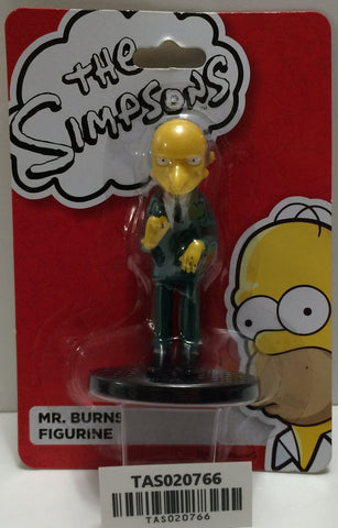 (TAS020766) - 2014 The Simpsons Figurine - Mr. Burns, , Action Figure, The Simpsons, The Angry Spider Vintage Toys & Collectibles Store  - 1
