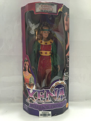 (TAS020773) - Toy Biz Xena Princess Warrior Figure - Empress Gabrielle, , Action Figure, Toy Biz, The Angry Spider Vintage Toys & Collectibles Store  - 1