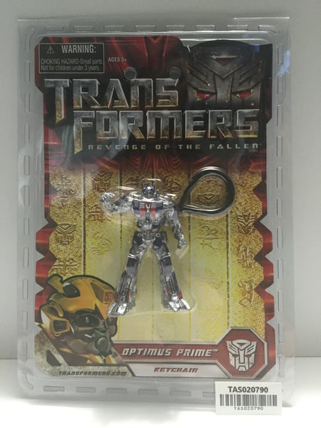 (TAS020790) - Transformers Revenge of the Fallen - Optimus Prime Keychain, , Keychain, Transformers, The Angry Spider Vintage Toys & Collectibles Store  - 1
