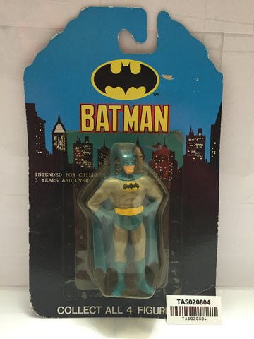 (TAS020804) - 1989 Applause Batman Collection - Batman, , Action Figure, Batman, The Angry Spider Vintage Toys & Collectibles Store  - 1