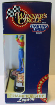 (TAS020811) - 1997 Starting Lineup Winner's Circle NASCAR - Jeff Gordon, , Action Figure, Starting Lineup, The Angry Spider Vintage Toys & Collectibles Store  - 4