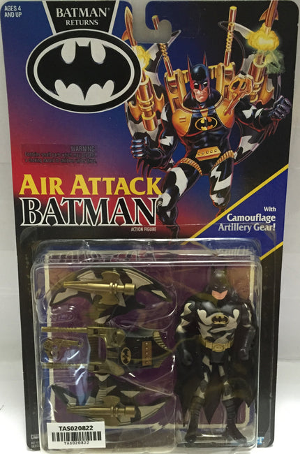 (TAS020822) - 1991 Kenner Air Attack Batman, , Action Figure, Kenner, The Angry Spider Vintage Toys & Collectibles Store  - 1