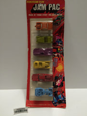 (TAS020837) - 1971 TootsieToys Jam Pac Die-Cast Car Set, , Cars, Tootsie Toys, The Angry Spider Vintage Toys & Collectibles Store  - 1
