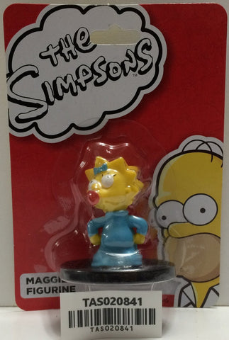 (TAS020841) - 2014 The Simpsons Figurine - Maggie Simpson, , Action Figure, The Simpsons, The Angry Spider Vintage Toys & Collectibles Store  - 1