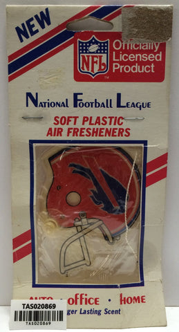 (TAS020869) - NFL Soft Plastic Air Fresheners - Buffalo Bills Football Helmet, , Other, NFL, The Angry Spider Vintage Toys & Collectibles Store  - 1