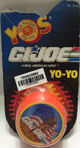 (TAS020892) -1991 Spectra Star G.I. Joe Radical Yo-Yo, , Yo-Yo, Spectra Star, The Angry Spider Vintage Toys & Collectibles Store  - 1