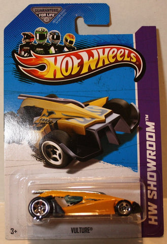 (TAS020911) - HW Showroom 2013 - Vulture, , Cars, Hot Wheels, The Angry Spider Vintage Toys & Collectibles Store  - 1