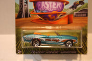 (TAS020952) - Hot Wheels Happy Easter 2014 - '70 Chevy Chevelle Convertible - 2/, , Cars, Hot Wheels, The Angry Spider Vintage Toys & Collectibles Store  - 2