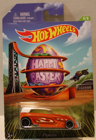 (TAS020953) - Hot Wheels Happy Easter 2014 - Phaeton 6/8, , Cars, Hot Wheels, The Angry Spider Vintage Toys & Collectibles Store  - 1