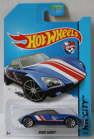 (TAS020963) - HW City 2014 - Avant Garde - 20/250, , Cars, Hot Wheels, The Angry Spider Vintage Toys & Collectibles Store  - 1