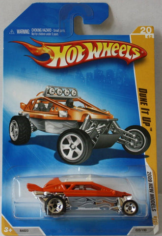 (TAS021008) - 2009 New Models - Dune It Up - 20/190, , Cars, Hot Wheels, The Angry Spider Vintage Toys & Collectibles Store  - 1