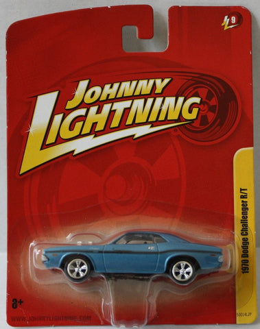 (TAS021039) - Johnny Lightning - 1970 Dodge Challenger R/T, , Cars, Johnny Lightning, The Angry Spider Vintage Toys & Collectibles Store  - 1