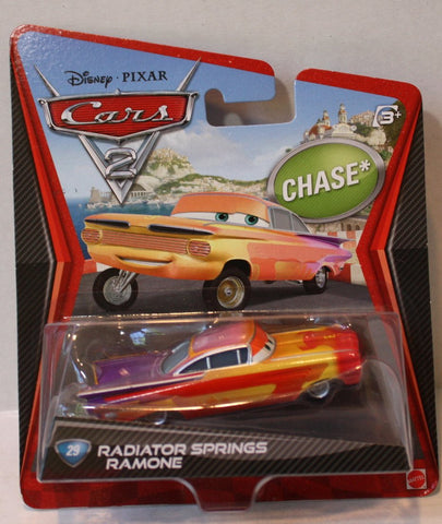 (TAS021057) - Disney/Pixar CARS2 Chase - Radiator Springs Ramone, , Cars, Mattel, The Angry Spider Vintage Toys & Collectibles Store  - 1