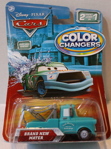 (TAS021058) - Disney/Pixar CARS Color Changers - Brand New Mater, , Cars, Mattel, The Angry Spider Vintage Toys & Collectibles Store  - 1