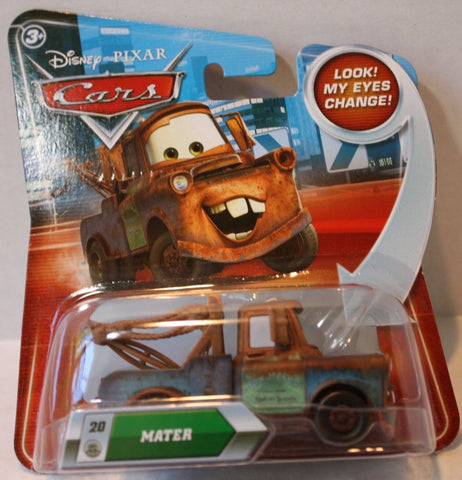 (TAS021061) - Disney/Pixar CARS - Mater - Moving Eyes, , Cars, Mattel, The Angry Spider Vintage Toys & Collectibles Store  - 1