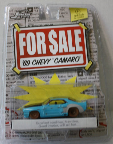 (TAS021073) - JadaToys For Sale - '69 Chevy Camaro, , Cars, Jada Toys, The Angry Spider Vintage Toys & Collectibles Store  - 1