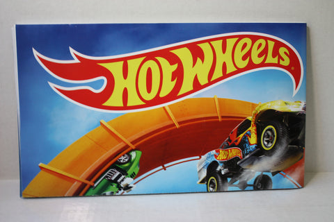 (TAS021079) - Hot Wheels 2014 Series Poster 2/4, , Cars, Hot Wheels, The Angry Spider Vintage Toys & Collectibles Store  - 1