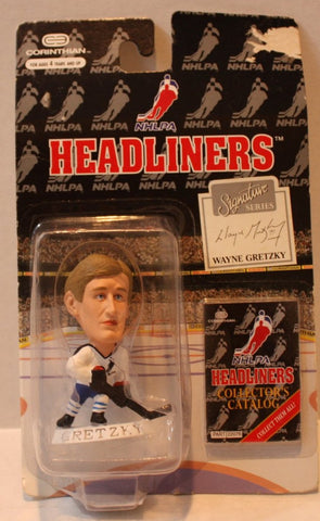"(TAS021095) - NHLPA Headliners ""Wayne Gretzky"", , Action Figure, NHLPA, The Angry Spider Vintage Toys & Collectibles Store  - 1"