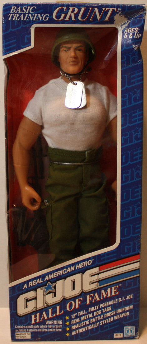 "(TAS021106) - GI Joe Basic Training Grunt - 12"" Action Figure, , Action Figure, G.I. Joe, The Angry Spider Vintage Toys & Collectibles Store  - 1"