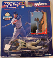 "(TAS021152) - Starting Lineup MLB ""Ken Griffey, Jr."" 1998 Edition - Mariners, , Action Figure, Starting Lineup, The Angry Spider Vintage Toys & Collectibles Store  - 1"