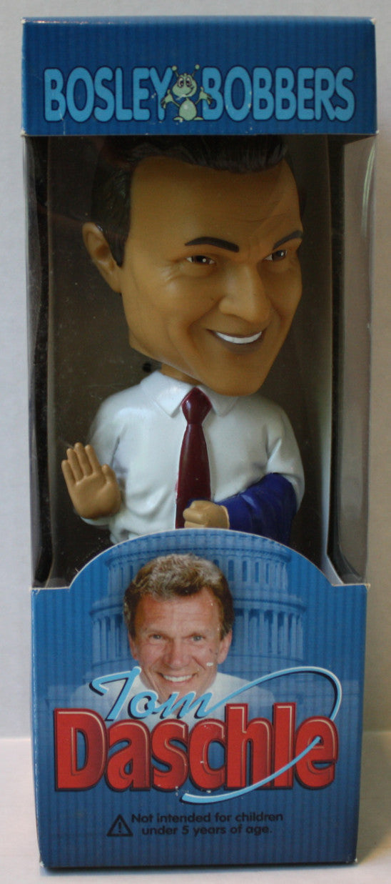 (TAS021167) - Bosley Bobbers - Democratic Party Donkey Striped Vest, , Bobble Head, Bosley Bobbers, The Angry Spider Vintage Toys & Collectibles Store  - 1