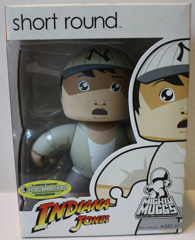 "(TAS021173) - Mighty Muggs Indiana Jones Figure ""Short Round"", , Bobble Head, n/a, The Angry Spider Vintage Toys & Collectibles Store  - 1"
