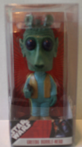 "(TAS021176) - Funko Star Wars ""Greedo"" Bobble Head, , Bobble Head, Funko, The Angry Spider Vintage Toys & Collectibles Store  - 1"