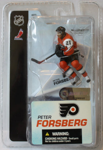 (TAS021231) - McFarlane Toys Mini NHL Peter Forsberg Figure, , Action Figure, McFarlane Toys, The Angry Spider Vintage Toys & Collectibles Store  - 1