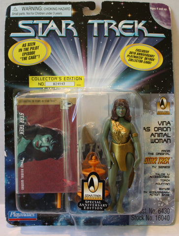 "(TAS021263) - Playmates Star Trek: ""Vina"" - Star Trek, , Action Figure, Star Trek, The Angry Spider Vintage Toys & Collectibles Store  - 1"