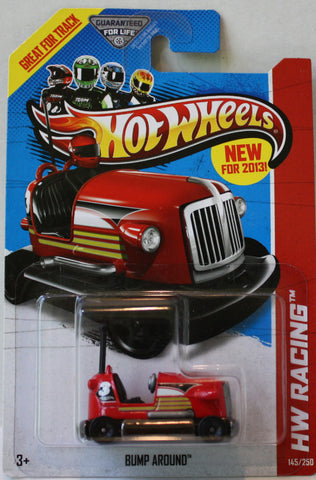 (TAS021304) - 2013 Hot Wheels Die-Cast Bump Around, , Cars, Hot Wheels, The Angry Spider Vintage Toys & Collectibles Store  - 1