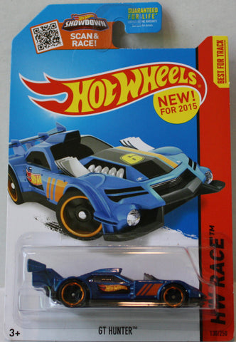 (TAS021307) - 2015 Hot Wheels Die-Cast GT Hunter, , Cars, Hot Wheels, The Angry Spider Vintage Toys & Collectibles Store  - 1