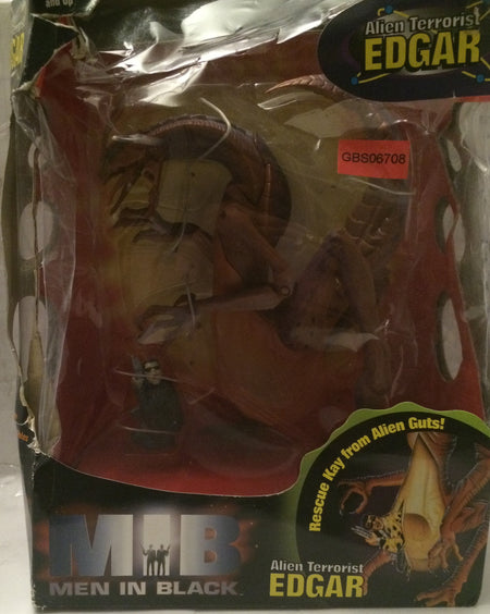 "(TAS031123) - Men In Black ""Rescue Kay from Alien Guts"" Figure - Alien Edgar, , Action Figure, n/a, The Angry Spider Vintage Toys & Collectibles Store"