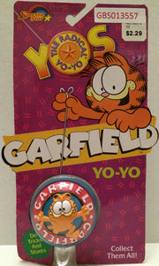 (TAS031742) - Spectra Star The Radical Yo-Yo - Garfield, , Yo-Yo, n/a, The Angry Spider Vintage Toys & Collectibles Store