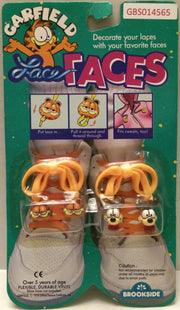 (TAS031746) - Garfield Lace Faces - Brookside, , Other, n/a, The Angry Spider Vintage Toys & Collectibles Store