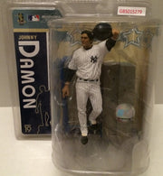 (TAS031749) - McFarlane - Johnny Damon New York Yankees - Series 19, , Action Figure, MLB, The Angry Spider Vintage Toys & Collectibles Store