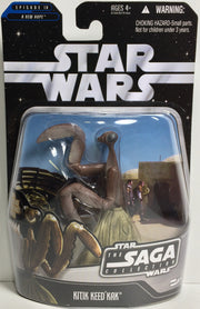 (TAS031782) - 2006 Hasbro Star Wars The Saga Collection - Kitik Keed' Kak Figure, , Action Figure, Hasbro, The Angry Spider Vintage Toys & Collectibles Store  - 1