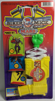 (TAS031790) - 1993 Ja-Ru Vintage Biker Mice From Mars - Punch Set, , Game, JA-RU, The Angry Spider Vintage Toys & Collectibles Store  - 1