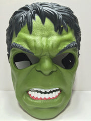 (TAS031797) - Vintage Halloween Mask - Marvel Avengers The Incredible Hulk, , Costume, Incredible Hulk, The Angry Spider Vintage Toys & Collectibles Store  - 1
