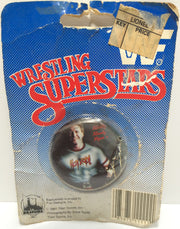 (TAS031828) - 1985 Titan Sports LJN Wrestling SuperStars Button - Roddy Piper, , Button, Wrestling, The Angry Spider Vintage Toys & Collectibles Store  - 1