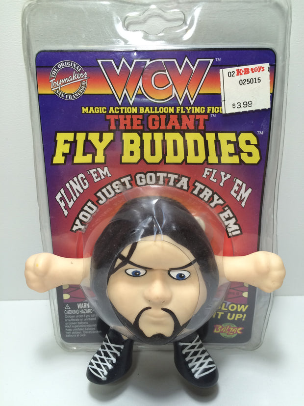 (TAS031832) - Toymakers WCW WWF WWE Wrestling Fly Buddies - The Giant, , Other, Wrestling, The Angry Spider Vintage Toys & Collectibles Store  - 1