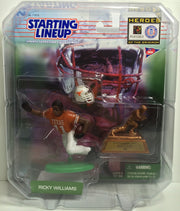 (TAS031842) - Hasbro Starting Lineup Figure - Heroes Ricky Williams, , Action Figure, NFL, The Angry Spider Vintage Toys & Collectibles Store  - 1