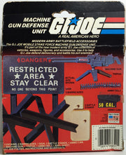 (TAS031853) - Hasbro G.I. Joe Machine Gun Defense Unit - Battlefield Accessories, , Action Figure, G.I. Joe, The Angry Spider Vintage Toys & Collectibles Store  - 3