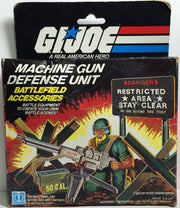 (TAS031853) - Hasbro G.I. Joe Machine Gun Defense Unit - Battlefield Accessories, , Action Figure, G.I. Joe, The Angry Spider Vintage Toys & Collectibles Store  - 1