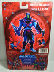 (TAS031854) - Mattel Masters Of The Universe - Spin Blade Skeletor, , Action Figure, MOTU, The Angry Spider Vintage Toys & Collectibles Store  - 2