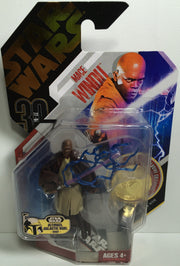(TAS031873) - 2006 Hasbro Star Wars Ultimate Galactic Hunt - Mace Windu, , Action Figure, Star Wars, The Angry Spider Vintage Toys & Collectibles Store  - 1