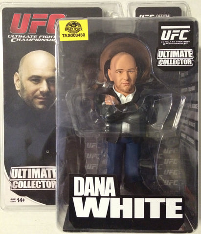 (TAS032042) - Round 5 UFC Ultimate Collector Action Figure - Dana White, , Action Figure, UFC, The Angry Spider Vintage Toys & Collectibles Store