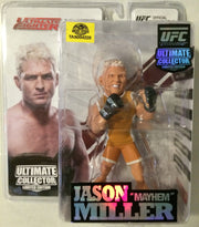 "(TAS032044) - Round 5 UFC Ultimate Collector Fighter - Jason ""Mayhem"" Miller, , Action Figure, UFC, The Angry Spider Vintage Toys & Collectibles Store"