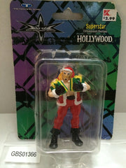 (TAS032051) - WCW WWE Wrestling Superstar Christmas Ornament - Hollywood Hogan, , Ornament, Wrestling, The Angry Spider Vintage Toys & Collectibles Store