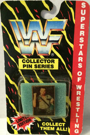 (TAS032092) - Titan Sports Wrestling SuperStars Collector Pin - Big Boss Man, , Pins, Wrestling, The Angry Spider Vintage Toys & Collectibles Store